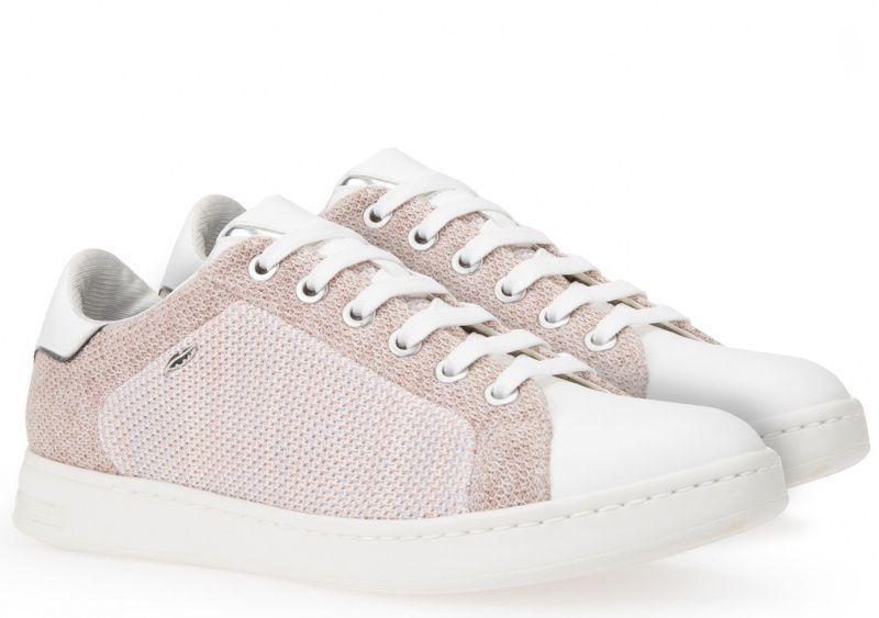 Кроссовки для женщин Geox D JAYSEN A - TESS.MAGL+VIT.SIN D821BA-06KBC-C7337 модные, 2017