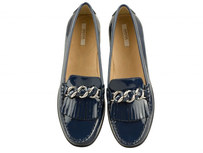 Мокасины для женщин Geox D ELIDIA A - VERN. XW3286 брендовая обувь, 2017