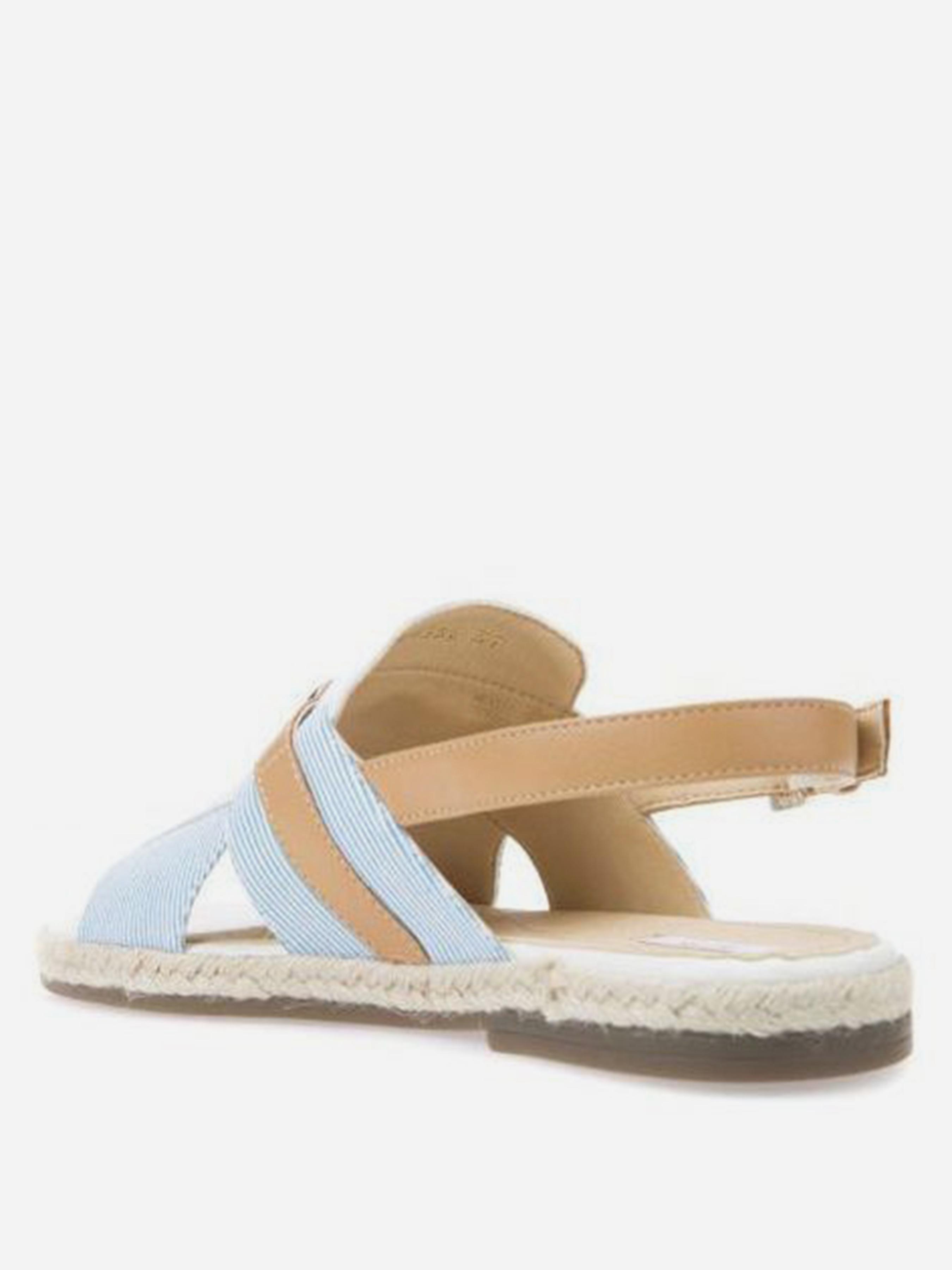 Сандалии для женщин Geox D KOLLEEN E - TELA ST.+NAPPA XW3299 брендовая обувь, 2017