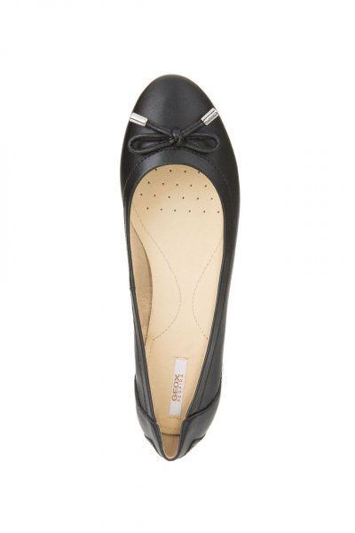 Балетки для женщин Geox D CHARLENE A - VIT.SINT. XW3307 размерная сетка обуви, 2017