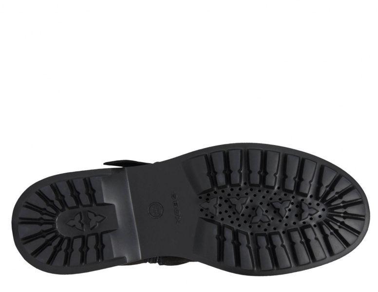 Сапоги для женщин Geox ASHEELY XW3357 модная обувь, 2017