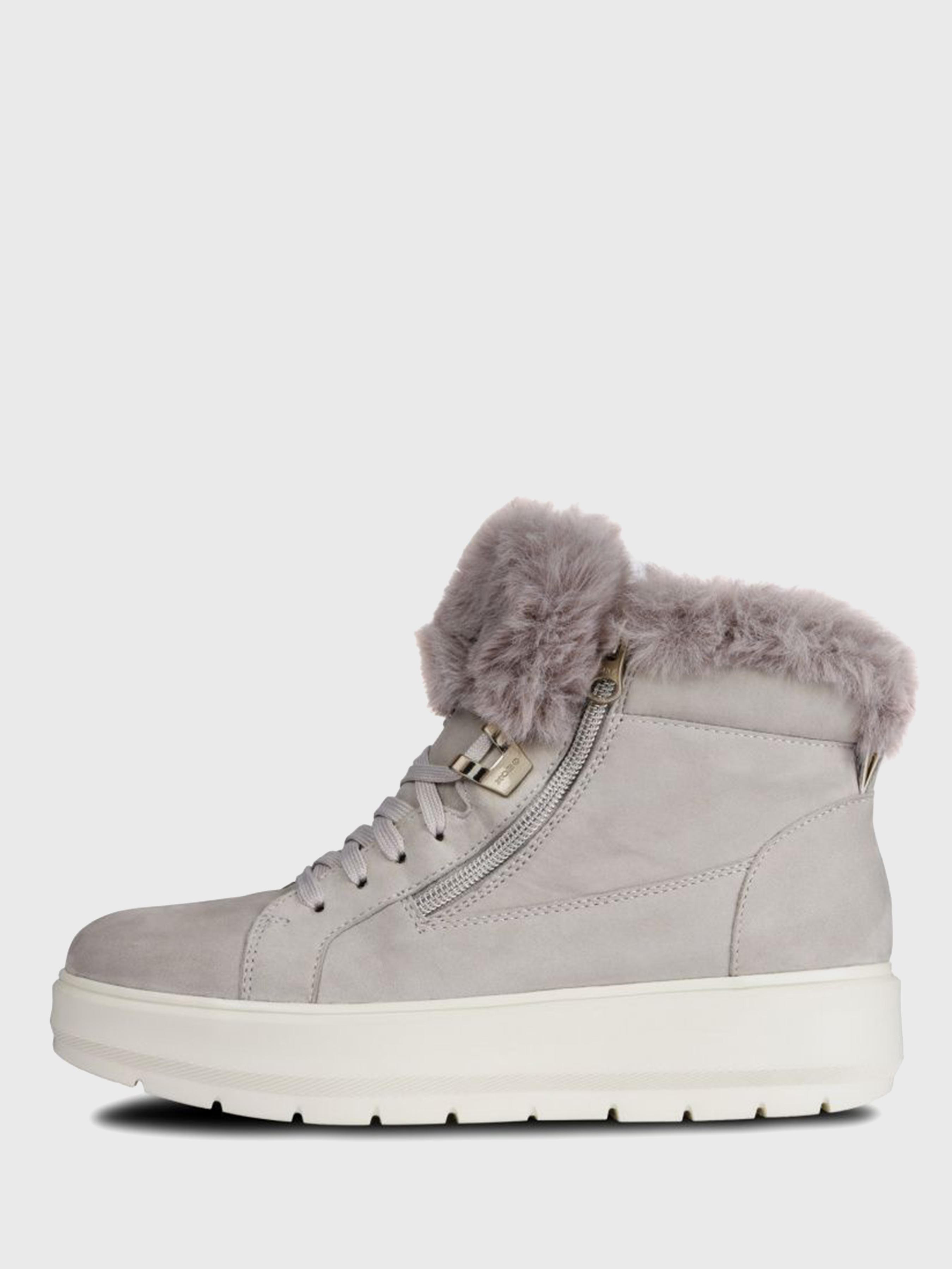 Ботинки для женщин Geox KAULA ABX XW3385 брендовая обувь, 2017
