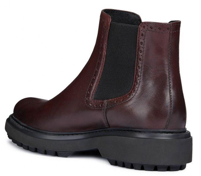 Ботинки женские Geox ASHEELY ABX XW3390 размеры обуви, 2017