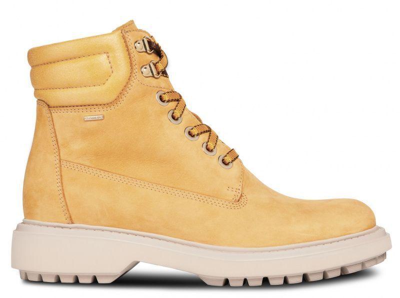Купить Ботинки женские Geox ASHEELY ABX XW3391, Желтый