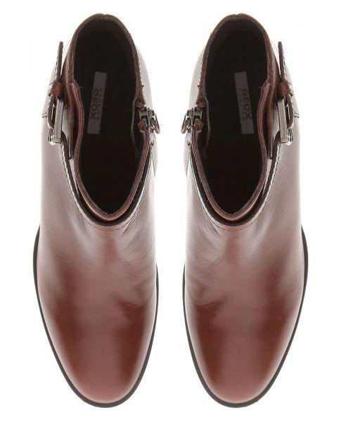 Ботинки для женщин Geox GLYNNA XW3401 , 2017