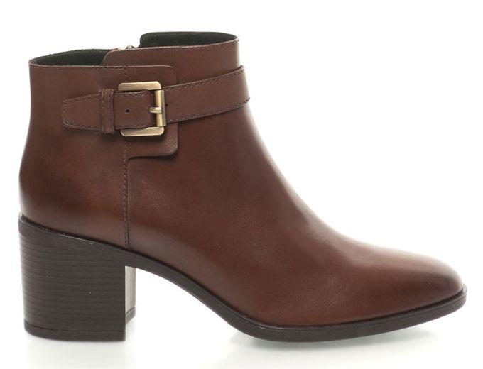Ботинки для женщин Geox GLYNNA XW3401 стоимость, 2017