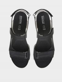 Сандалі  для жінок Geox D SANDAL VEGA D52R6A-000EK-C9997 розмірна сітка взуття, 2017