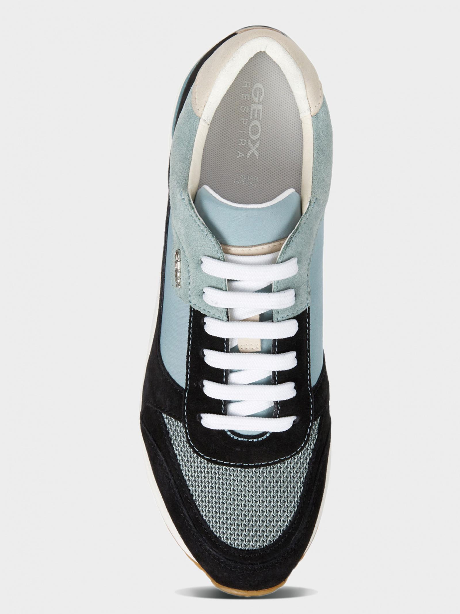 Кросівки  жіночі Geox D AIRELL D642SC-02211-C9B3U ціна взуття, 2017