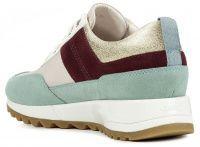 Кроссовки женские Geox D TABELYA XW3502 брендовая обувь, 2017