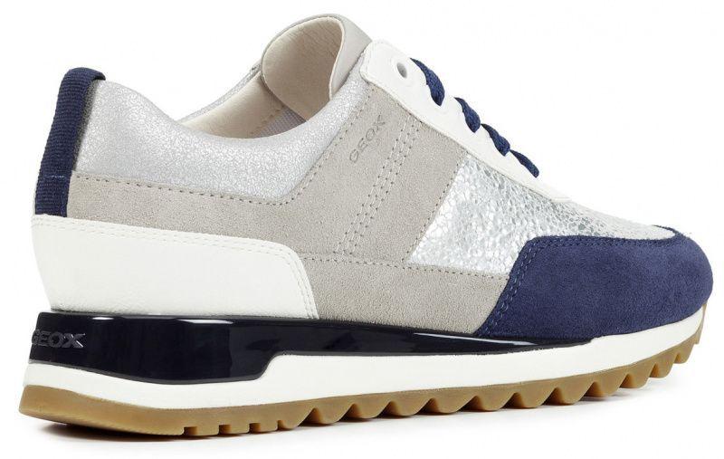 Кроссовки женские Geox D TABELYA XW3504 размеры обуви, 2017