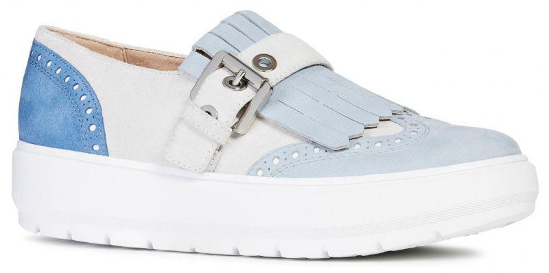 Полуботинки для женщин Geox D KAULA XW3548 купить обувь, 2017