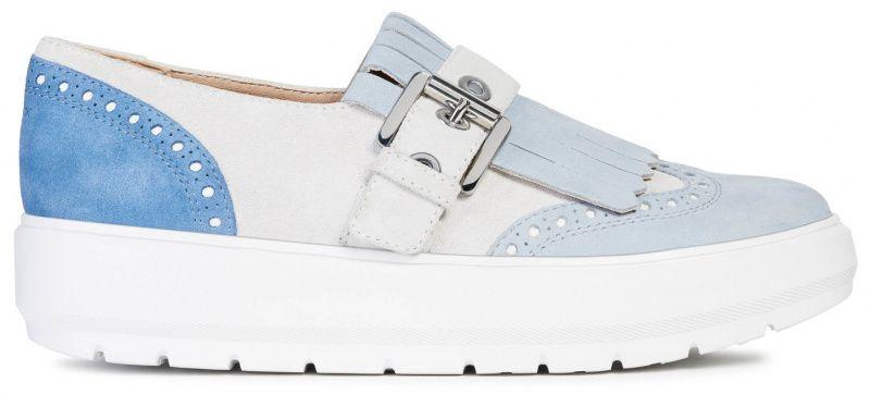 Полуботинки для женщин Geox D KAULA XW3548 размеры обуви, 2017