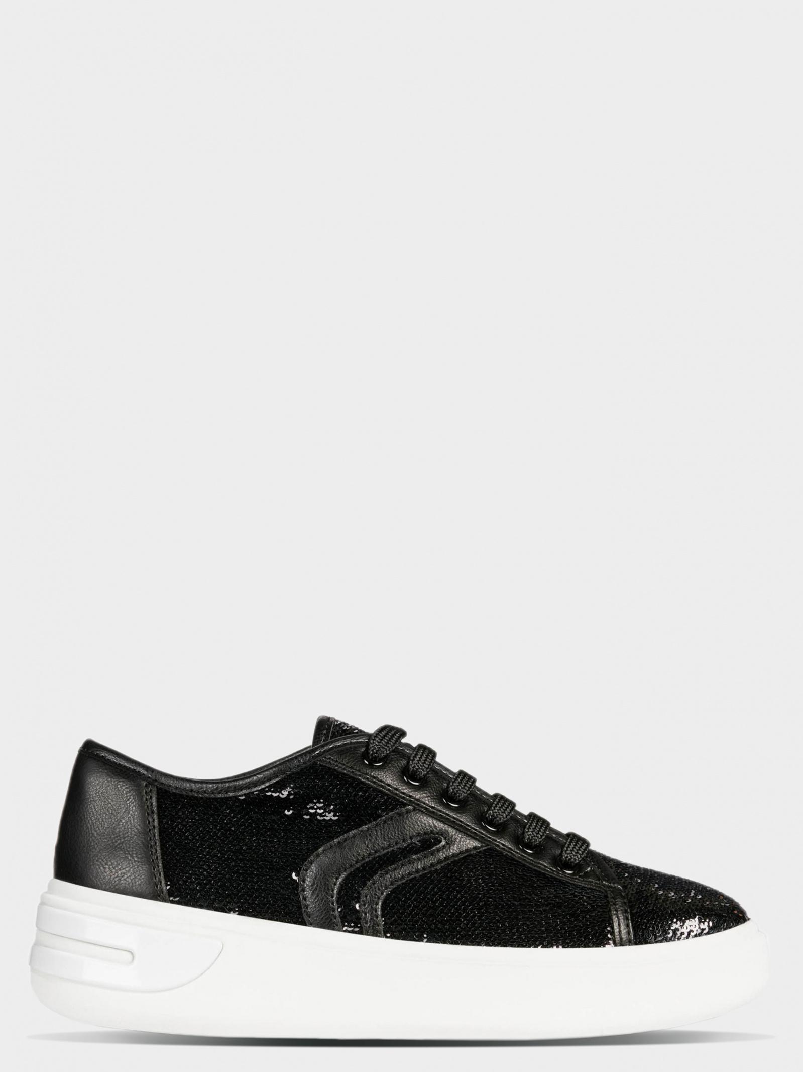 Полуботинки женские Geox D OTTAYA XW3557 купить обувь, 2017