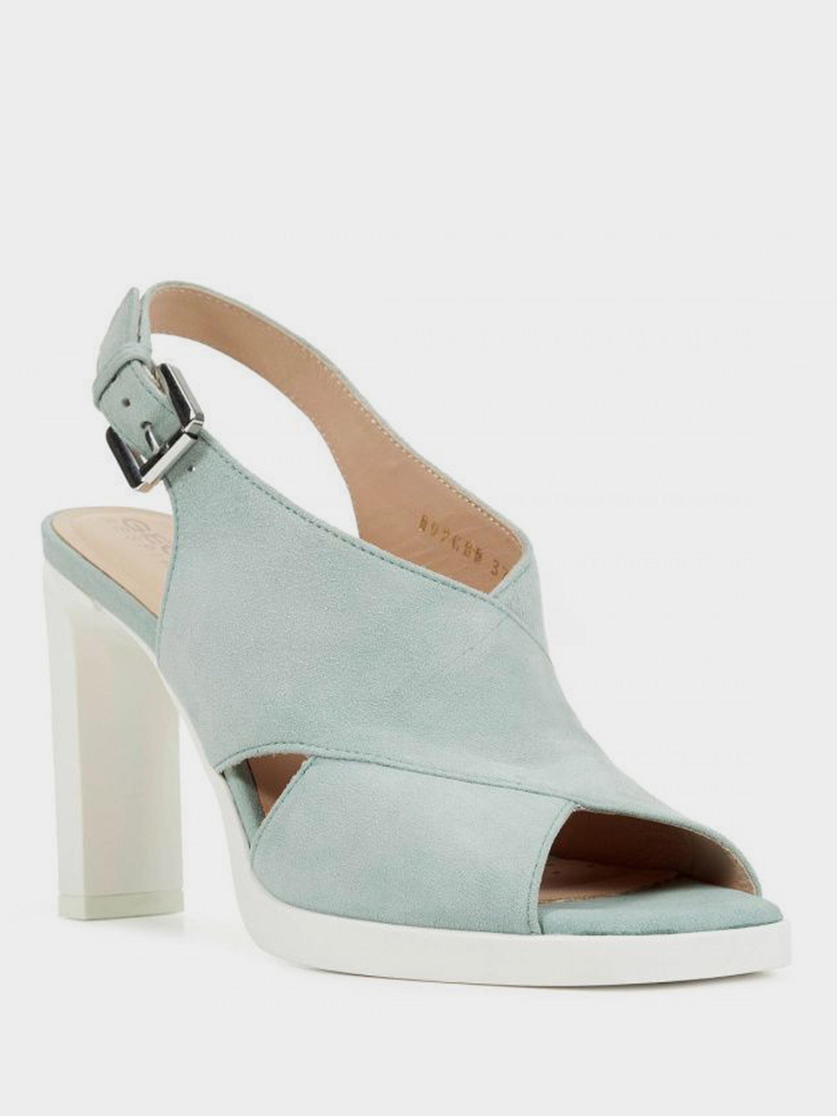 Босоножки для женщин Geox D JENIEVE XW3559 купить обувь, 2017
