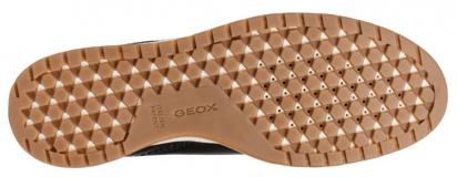 Напівчеревики зі шнуровкою Geox - фото