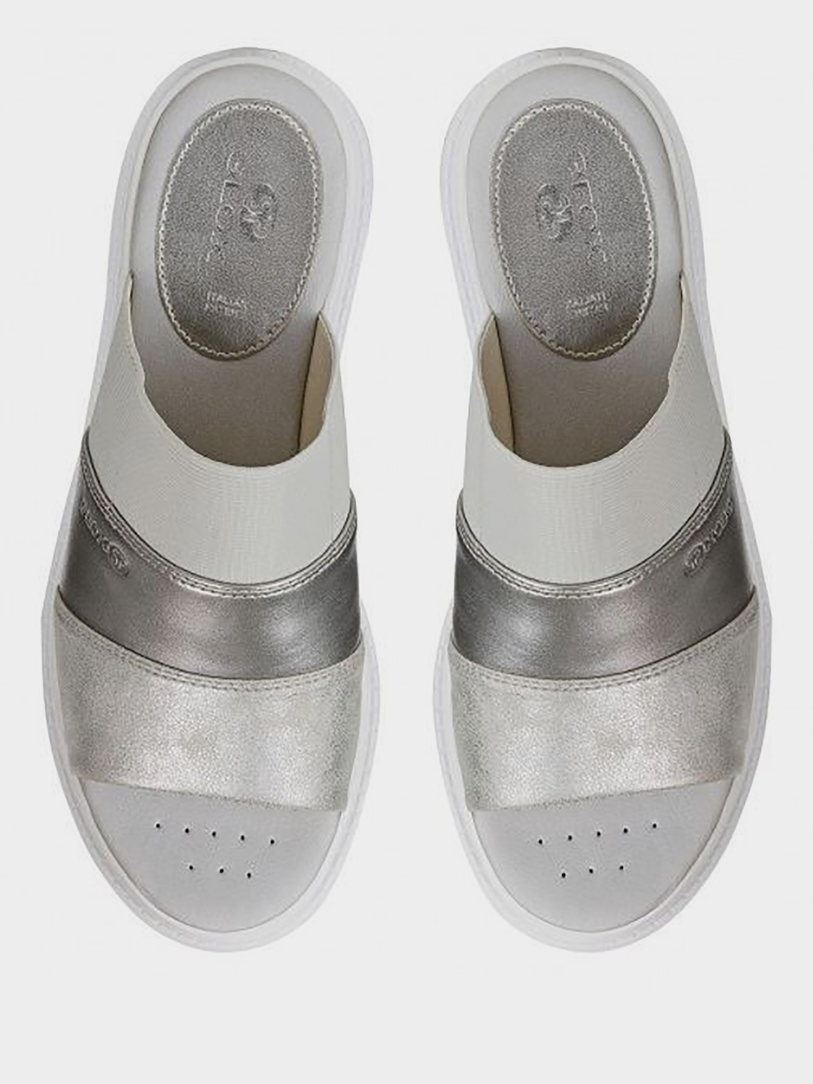 Шлёпанцы для женщин Geox D TAMAS XW3580 размеры обуви, 2017