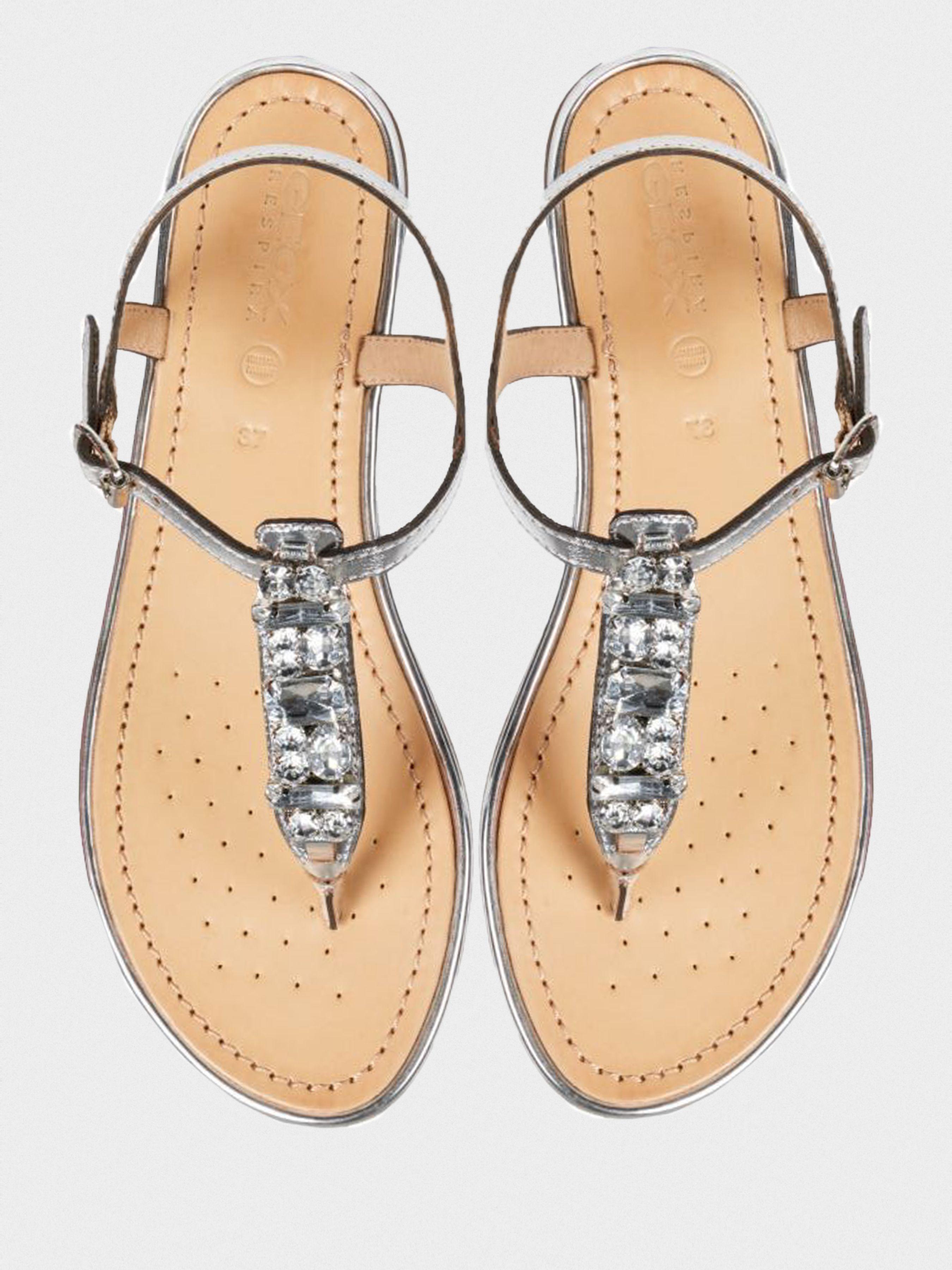 Сандалии женские Geox D SOZY PLUS XW3591 размеры обуви, 2017