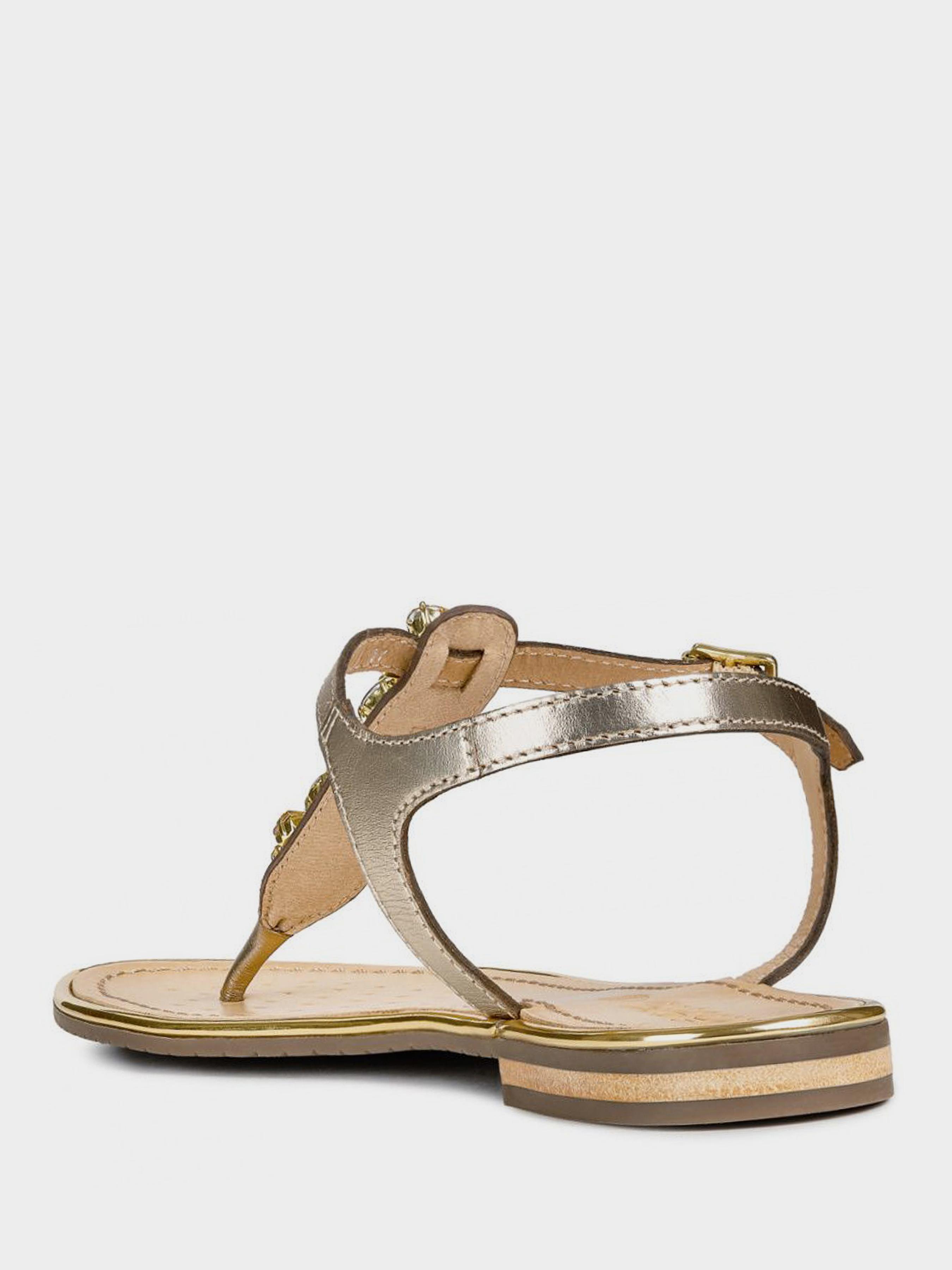 Сандалии женские Geox D SOZY PLUS XW3592 размеры обуви, 2017