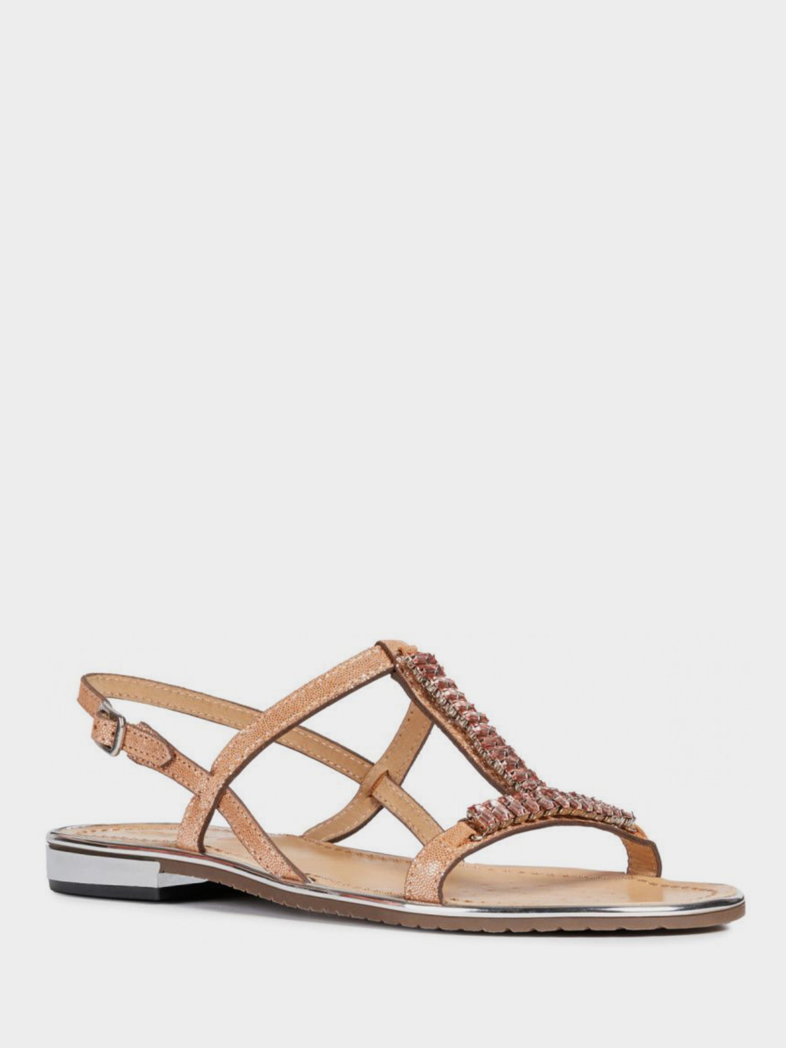 Сандалии женские Geox D SOZY PLUS XW3593 брендовая обувь, 2017
