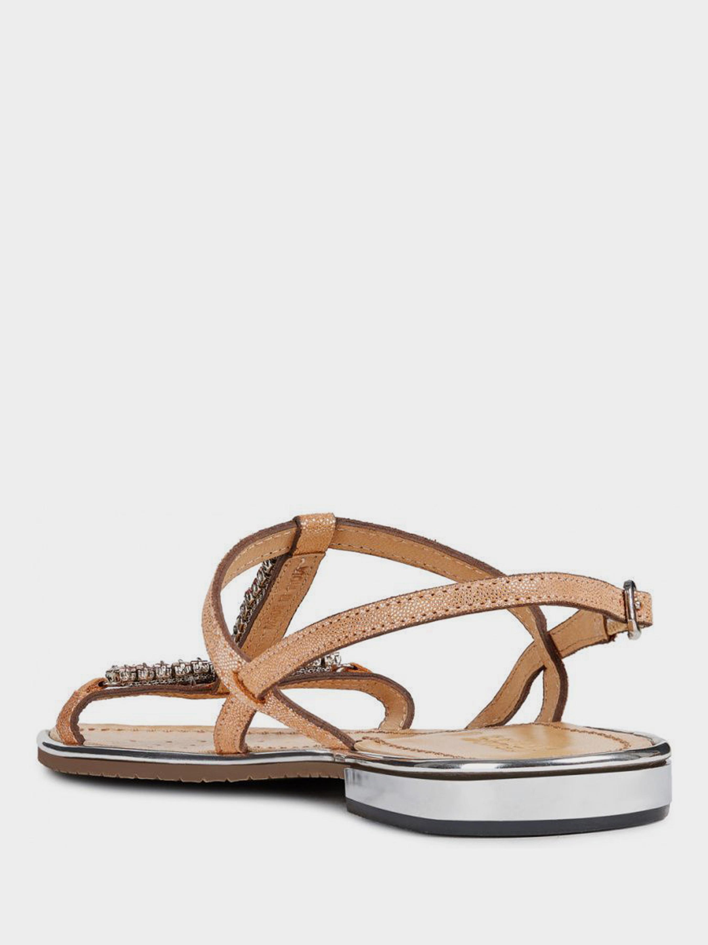 Сандалии женские Geox D SOZY PLUS XW3593 размеры обуви, 2017