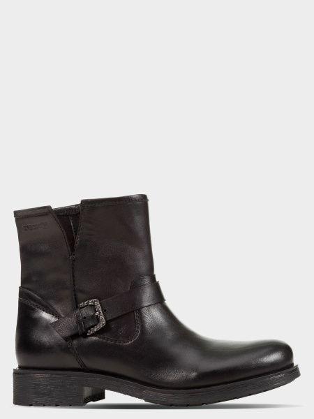 Купить Ботинки женские Geox D RAWELLE XW3610, Черный
