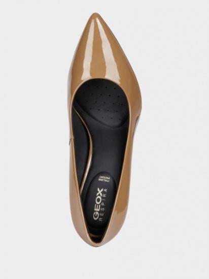 Туфлі Geox модель D828UC-00066-C6002 — фото 4 - INTERTOP