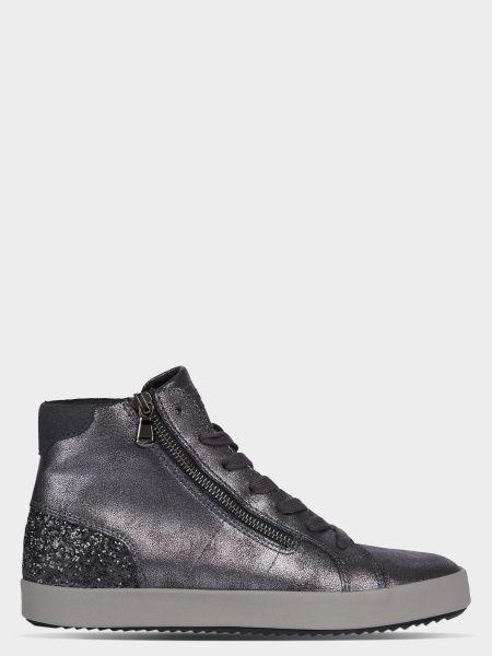 Купить Ботинки женские Geox D BLOMIEE XW3652, Серый