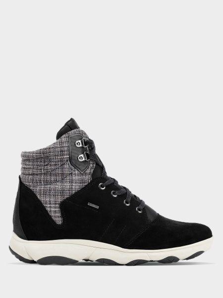 Купить Ботинки женские Geox D NEBULA 4 X 4 B ABX XW3657, Черный