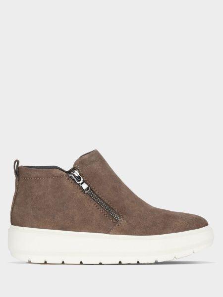 Купить Ботинки женские Geox D KAULA XW3667, Коричневый