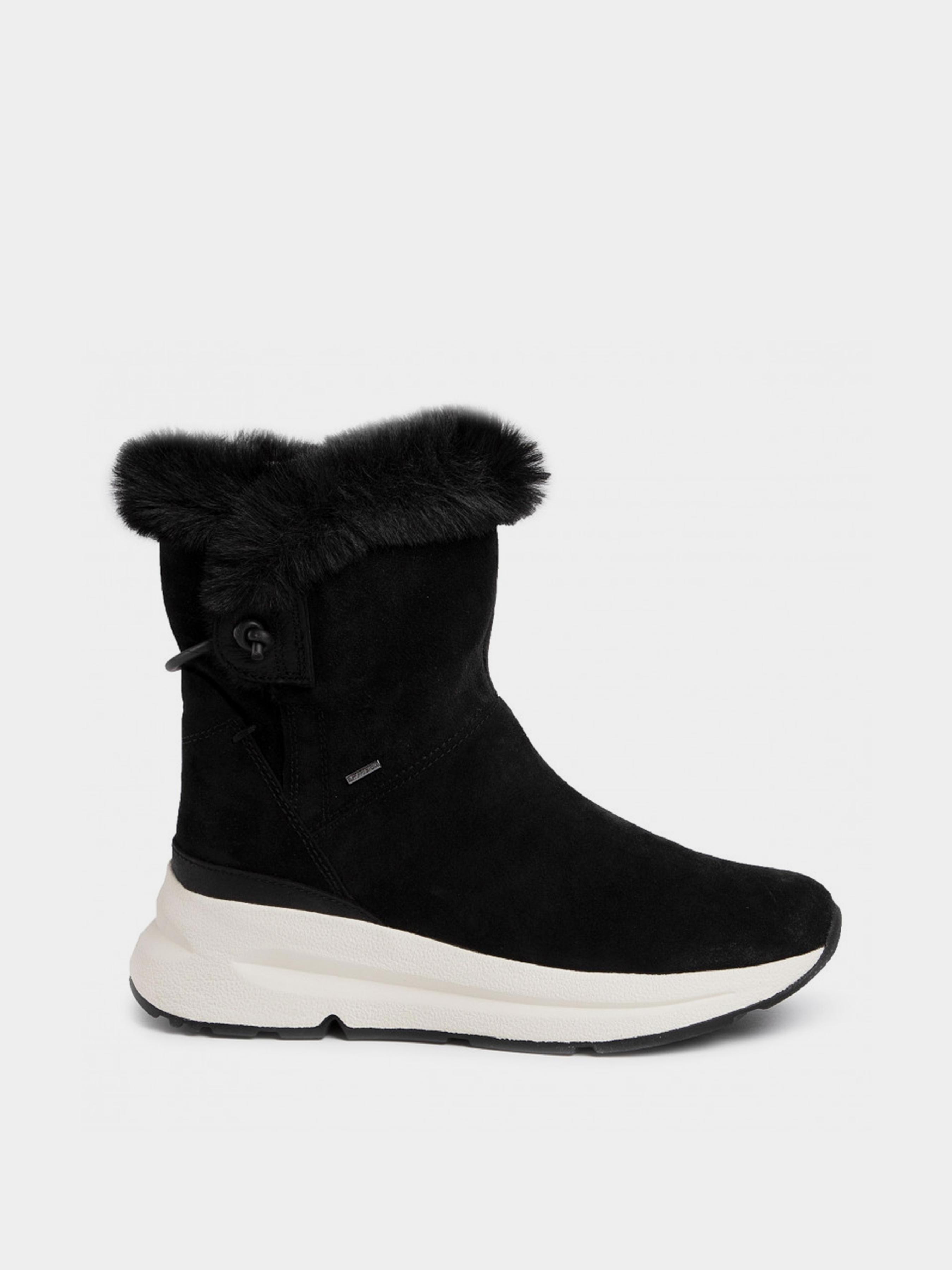 Купить Ботинки женские Geox D BACKSIE B ABX XW3717, Черный