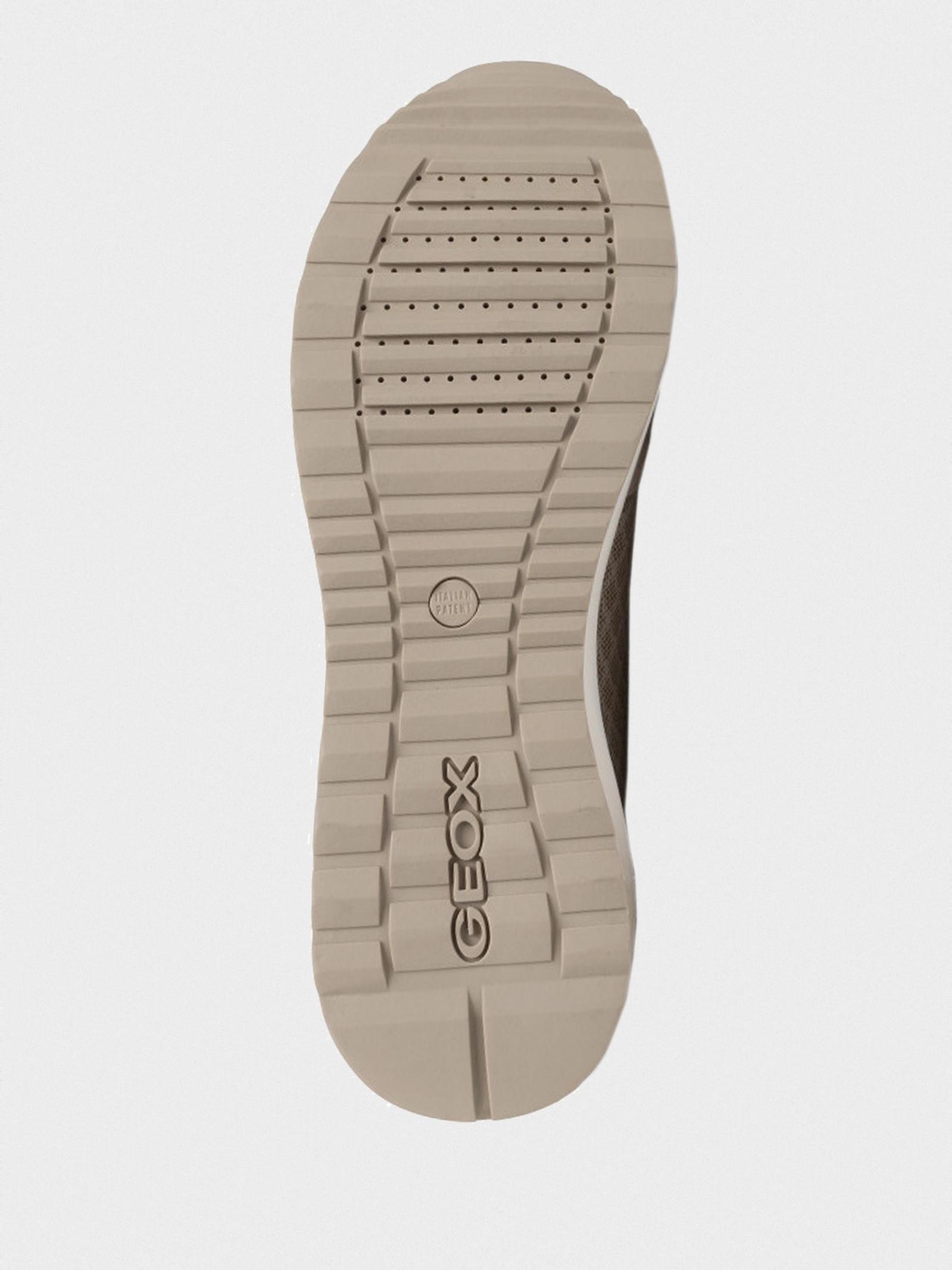 Кросівки  для жінок Geox D AIRELL D022SA-0GN22-C6738 модне взуття, 2017
