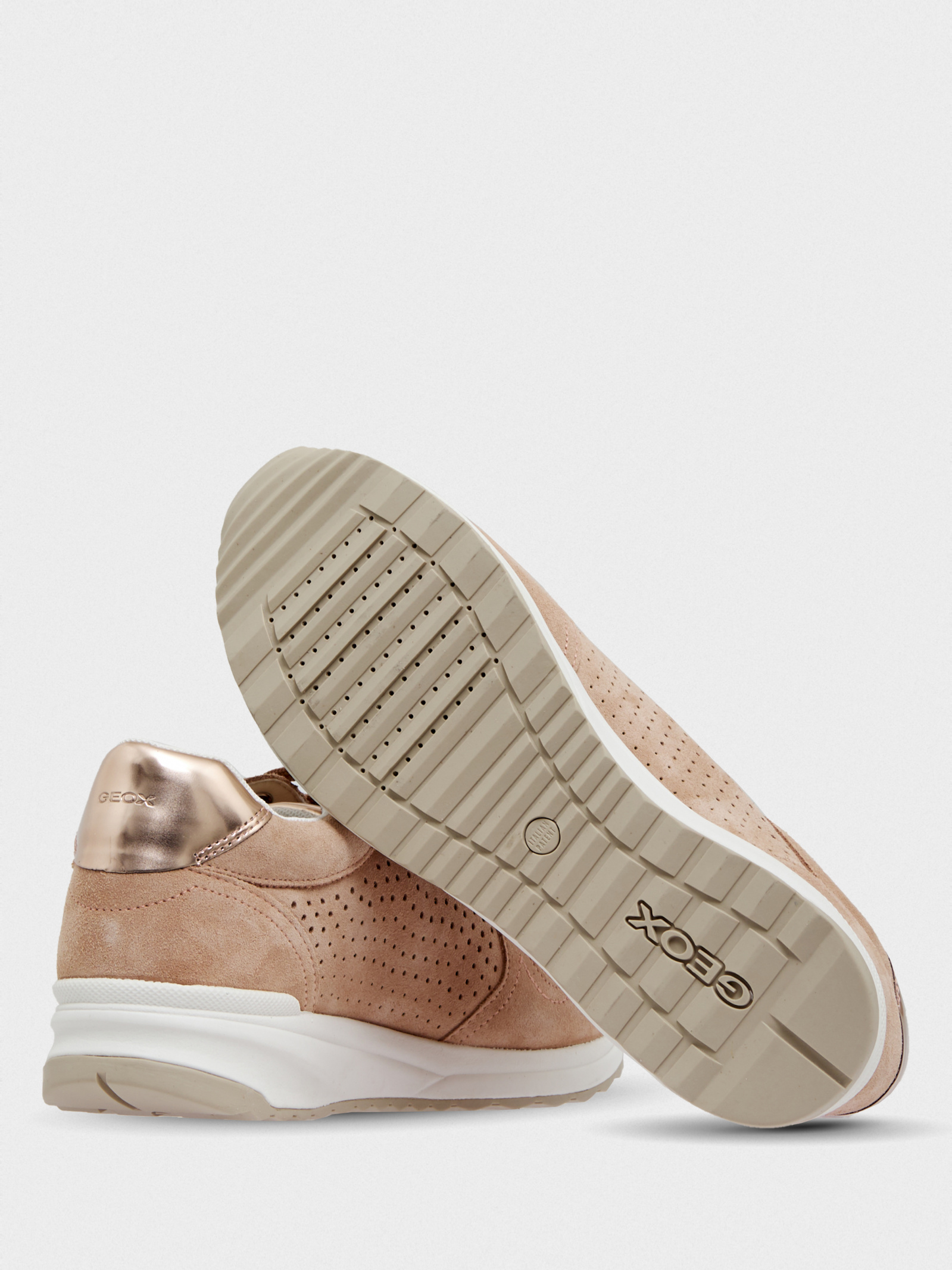 Кросівки  для жінок Geox D AIRELL D022SB-00022-C8191 брендове взуття, 2017