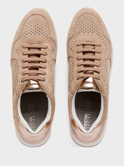 Кросівки  для жінок Geox D AIRELL D022SB-00022-C8191 модне взуття, 2017
