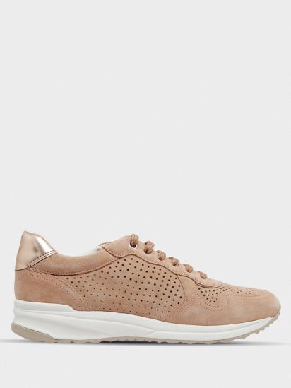 Кросівки  для жінок Geox D AIRELL D022SB-00022-C8191 ціна взуття, 2017
