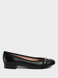 Балетки для женщин Geox D WISTREY D024GD-08502-C9999 цена обуви, 2017
