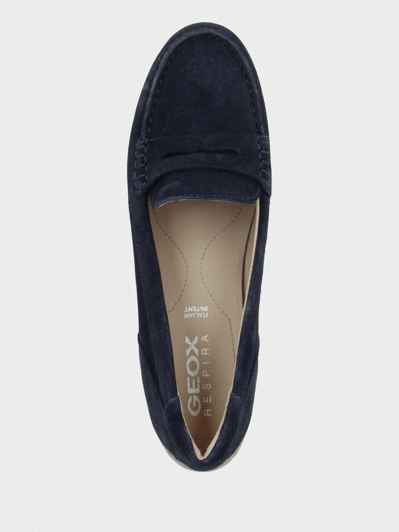 Мокасины для женщин Geox D YUKI XW3781 брендовая обувь, 2017