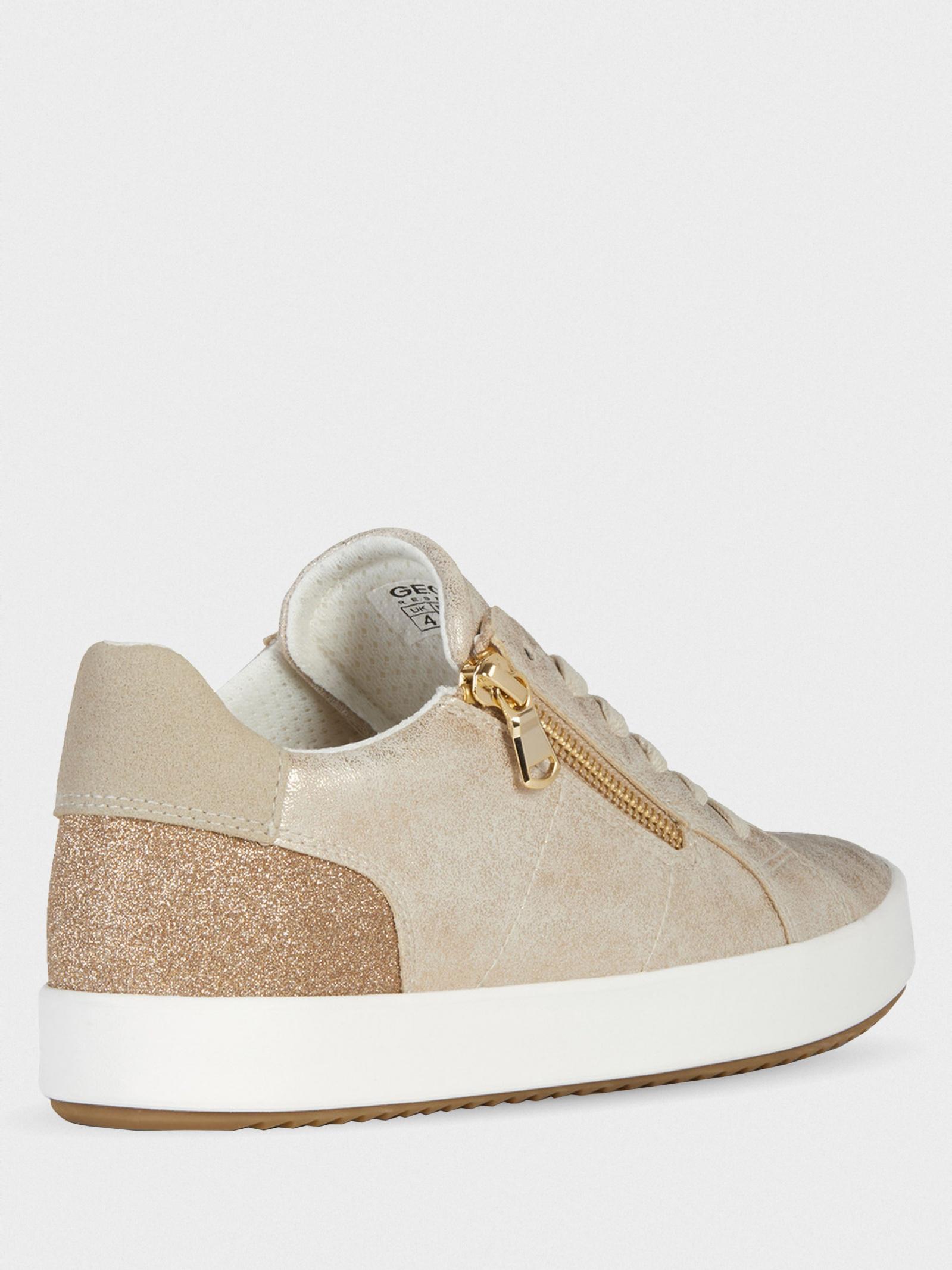 Полуботинки женские Geox D BLOMIEE XW3787 размеры обуви, 2017