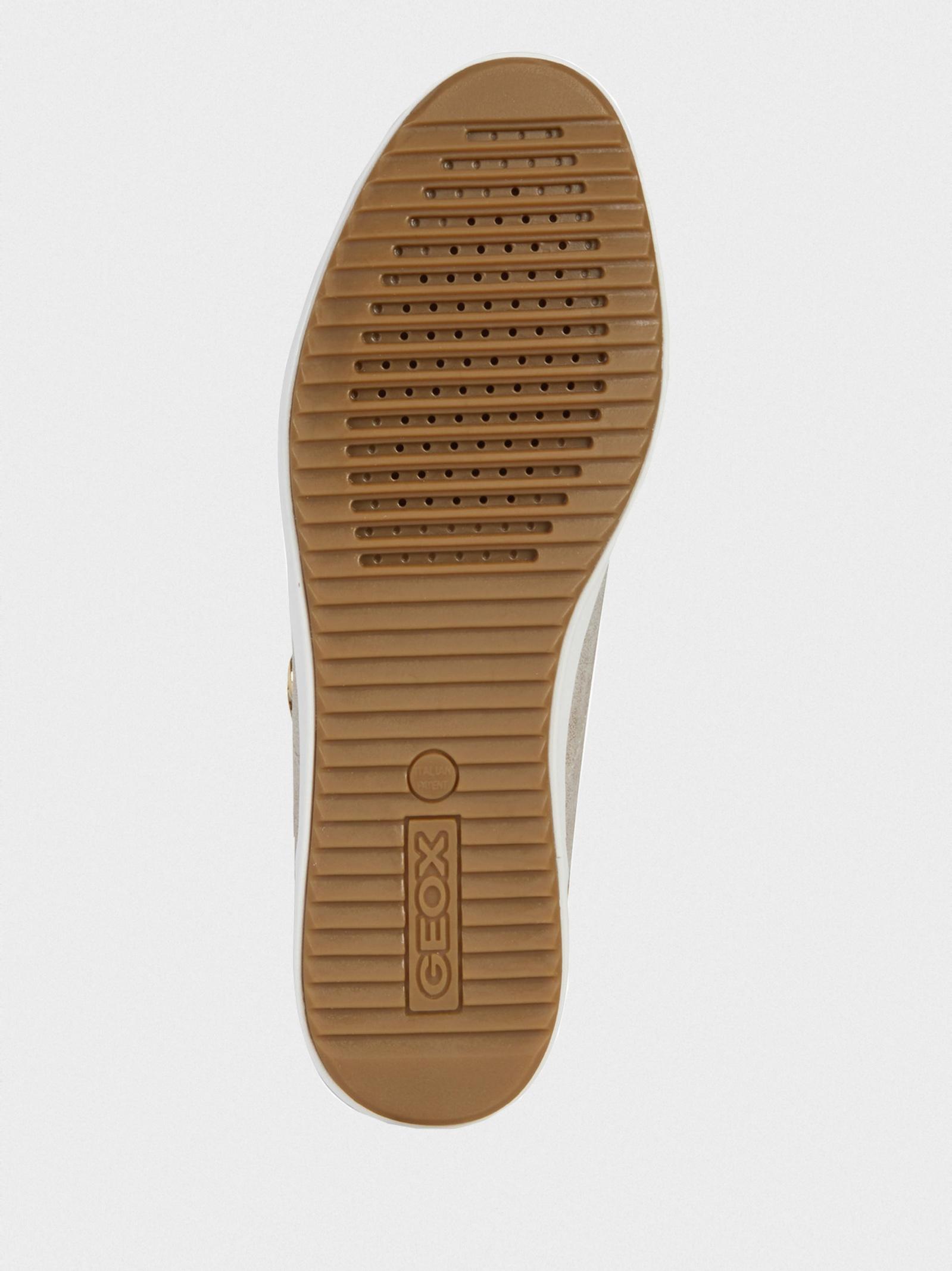 Полуботинки женские Geox D BLOMIEE XW3787 купить обувь, 2017