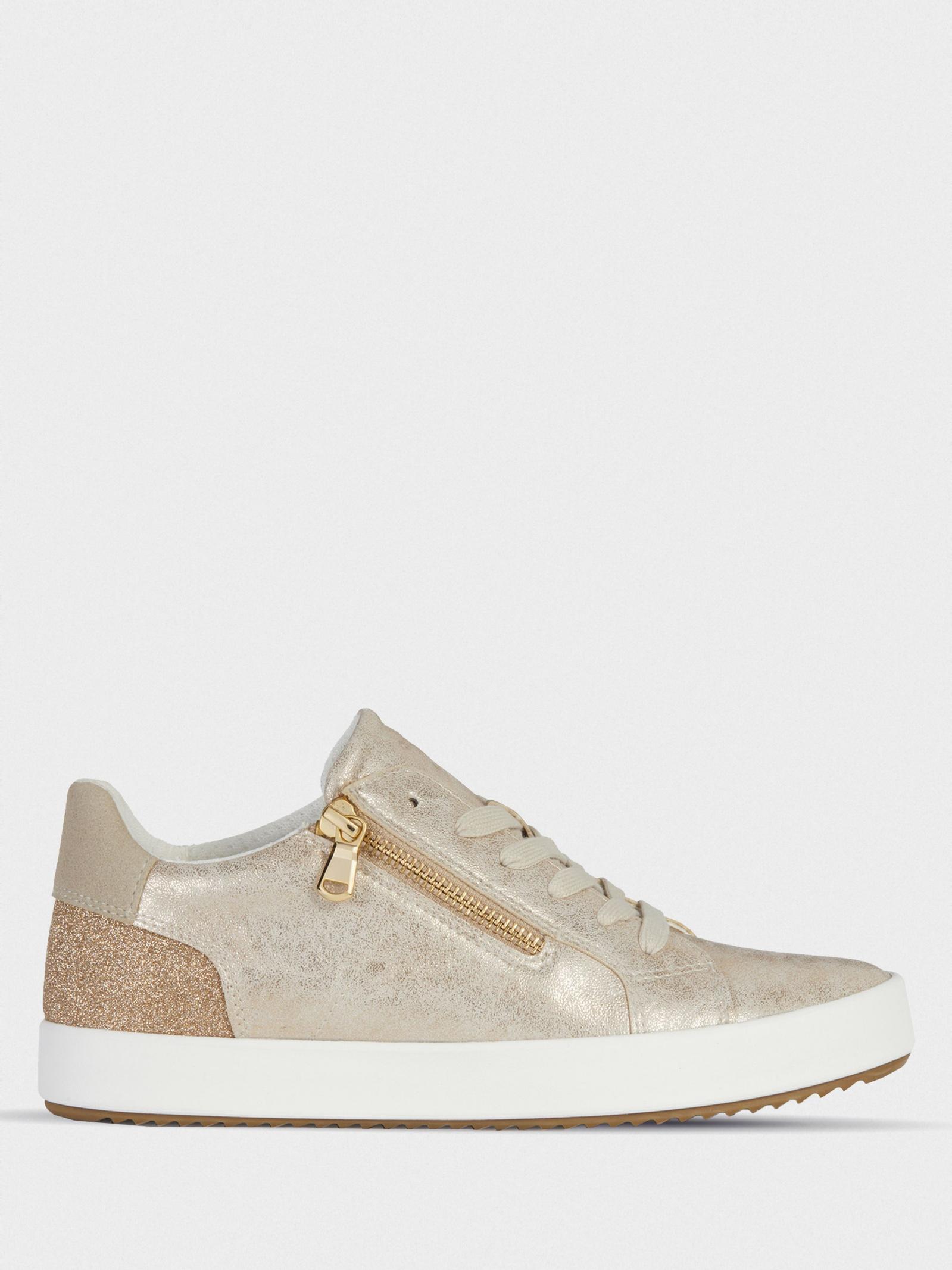 Полуботинки женские Geox D BLOMIEE XW3787 брендовая обувь, 2017
