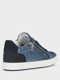 Полуботинки женские Geox D BLOMIEE XW3788 размеры обуви, 2017