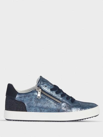 Полуботинки женские Geox D BLOMIEE XW3788 брендовая обувь, 2017