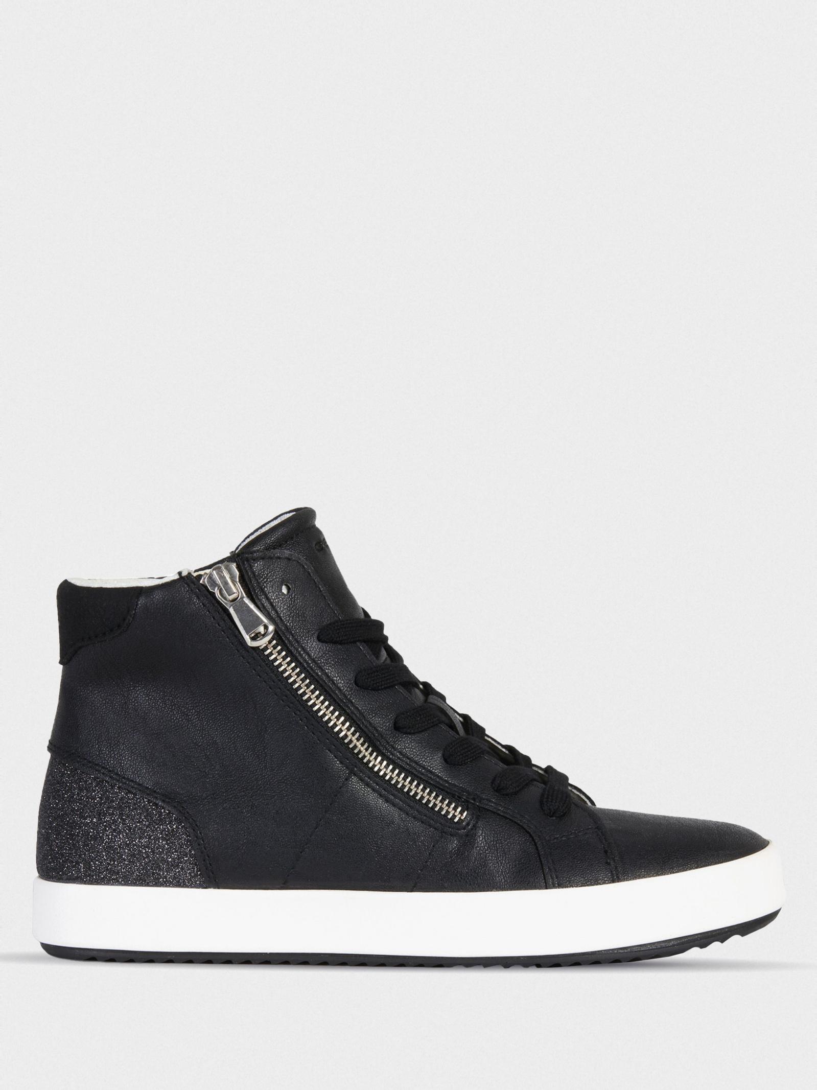Ботинки для женщин Geox D BLOMIEE XW3792 купить обувь, 2017