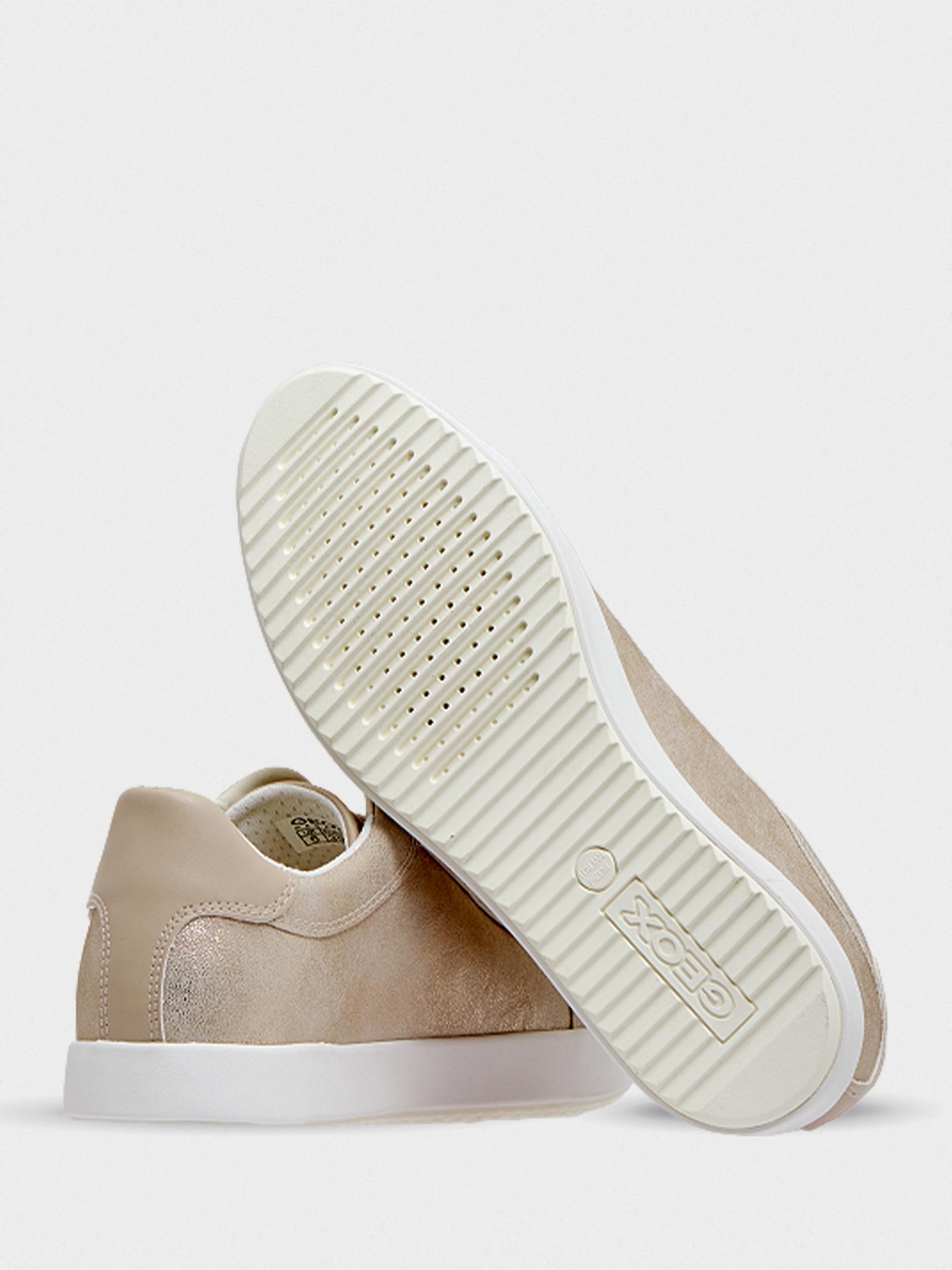 Напівчеревики  для жінок Geox D BLOMIEE D026HC-0PVBC-C2235 розмірна сітка взуття, 2017