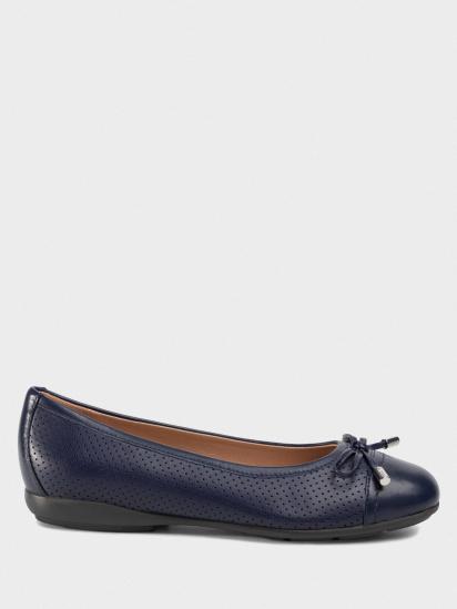 Балетки для женщин Geox D ANNYTAH XW3795 купить обувь, 2017