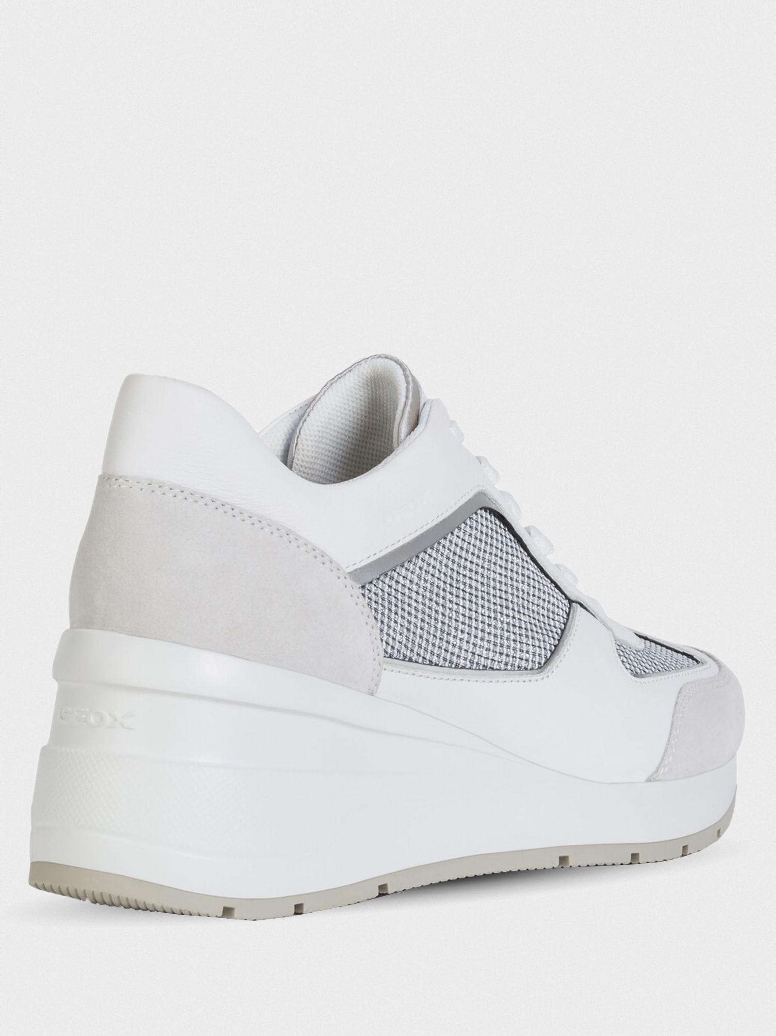 Кроссовки для женщин Geox D ZOSMA XW3797 брендовая обувь, 2017