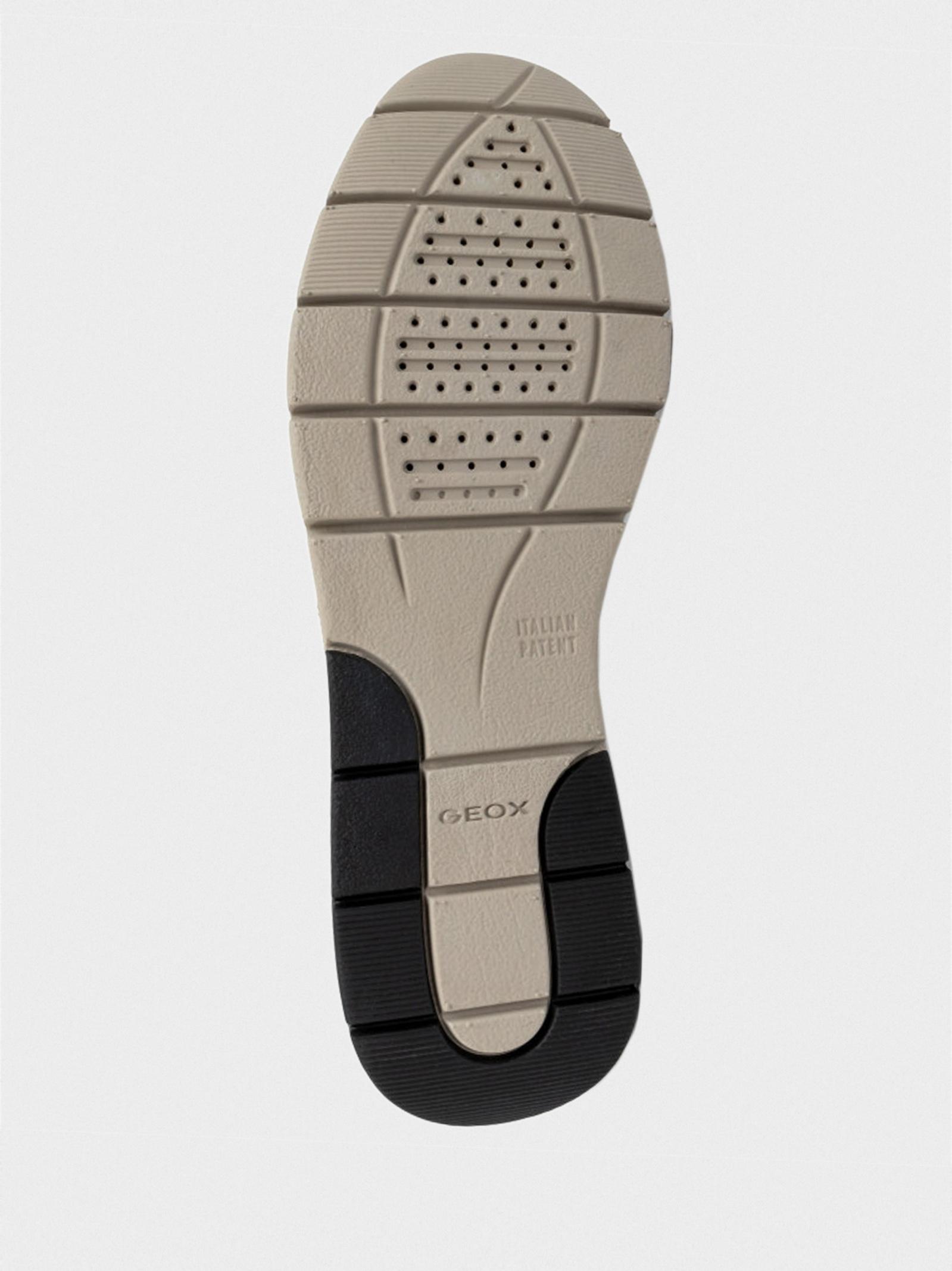 Кросівки  для жінок Geox D CALLYN D029GB-0EWHH-C9999 модне взуття, 2017