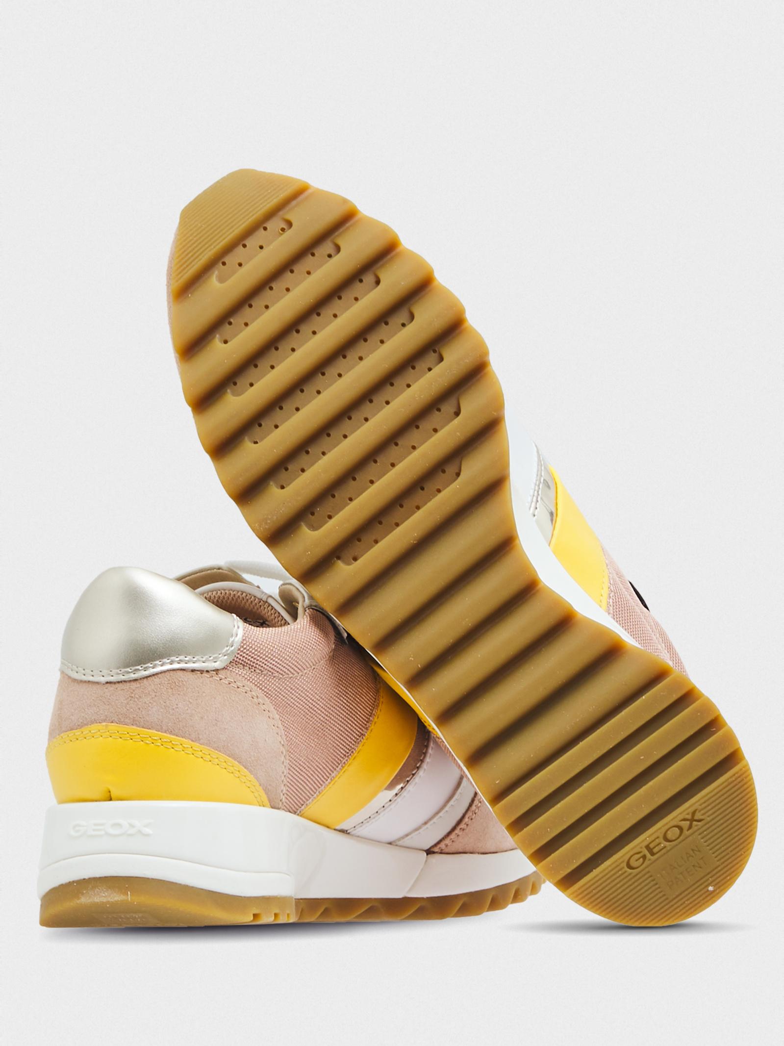 Кросівки  для жінок Geox D TABELYA D02AQA-02211-C5Q1Z модне взуття, 2017
