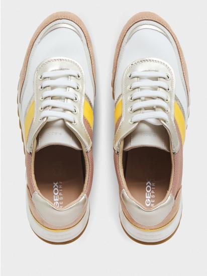 Кросівки  для жінок Geox D TABELYA D02AQA-02211-C5Q1Z фото, купити, 2017