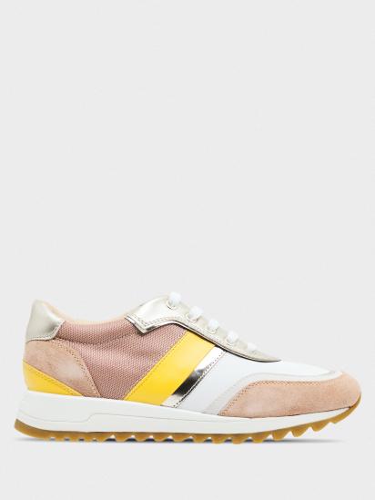 Кросівки  для жінок Geox D TABELYA D02AQA-02211-C5Q1Z купити в Iнтертоп, 2017