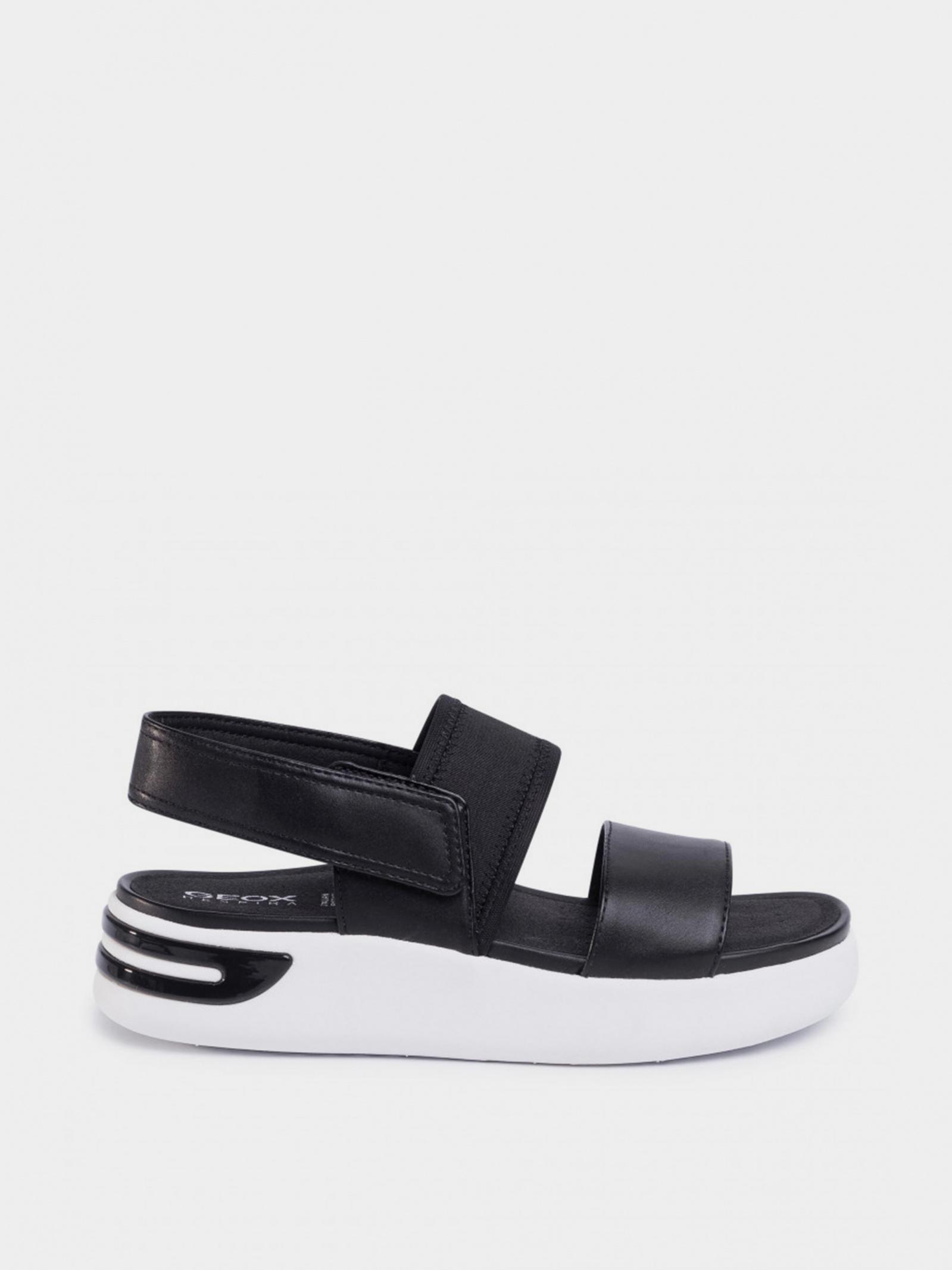 Сандалии для женщин Geox D OTTAYA SANDAL D02CMB-000BC-C9999 размерная сетка обуви, 2017